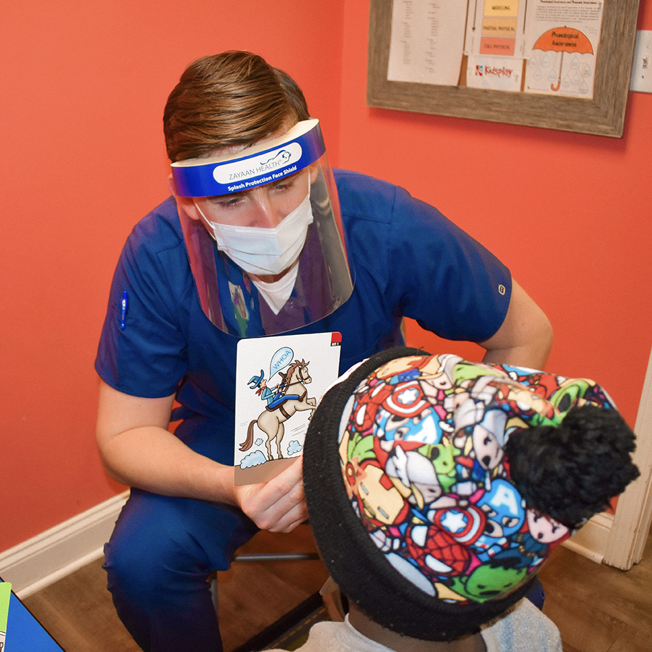 Kidsplay Therapy Center   COVID Procedure