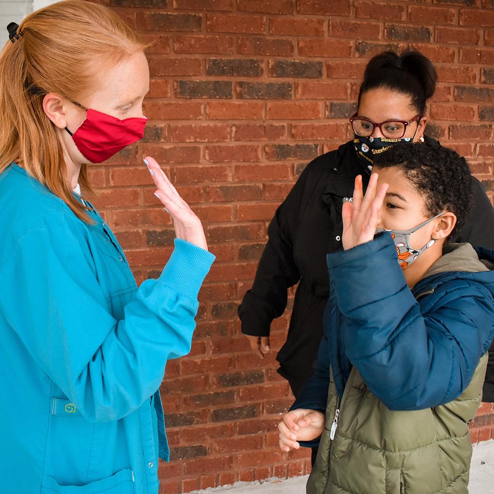 Kidsplay Therapy Center | COVID Procedure